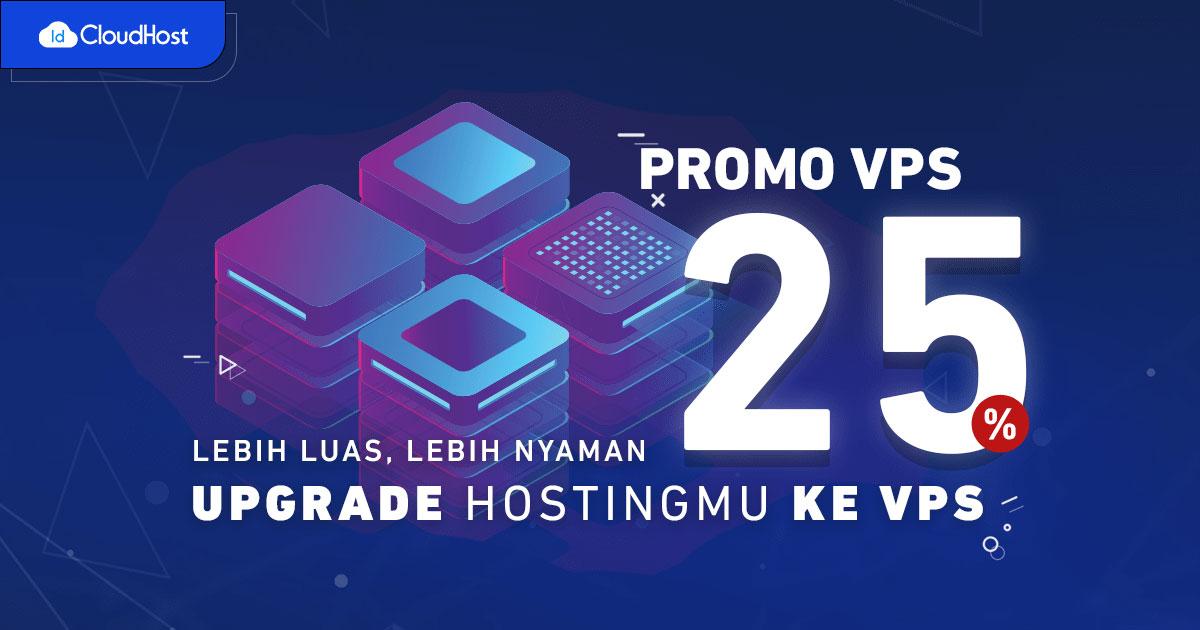 Promo VPS 25