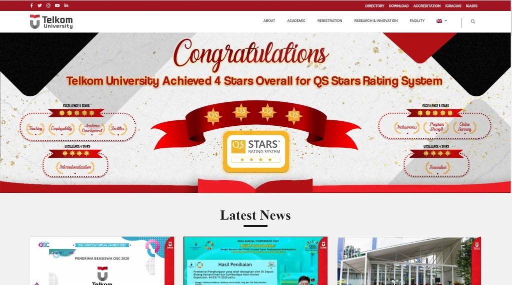 Daftar Perguruan Tinggi Swasta Terbaik Berdasarkan Webometrics