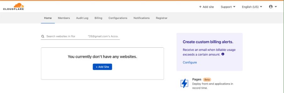 Cara Mengarahkan Domain ke Server (VPS/Dedicated Server) Menggunakan Cloudflare   IDCloudHost