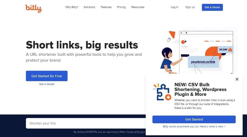 Website Memperpendek URL (Shortlink) Terbaik dan Gratis