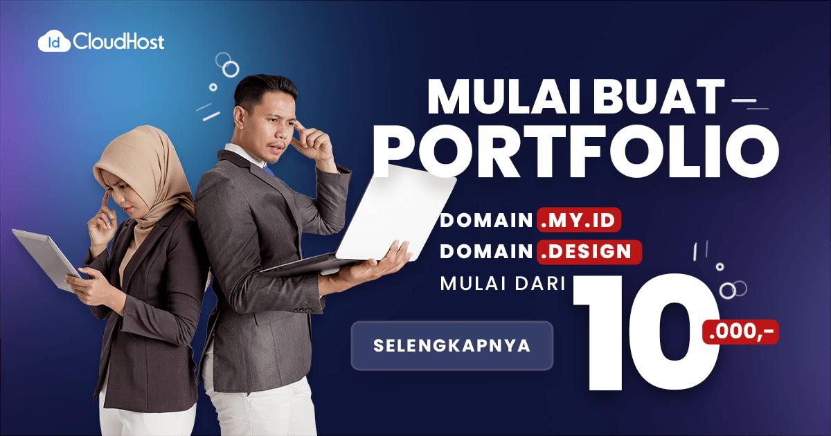 Domain Identitasku MyID - Design