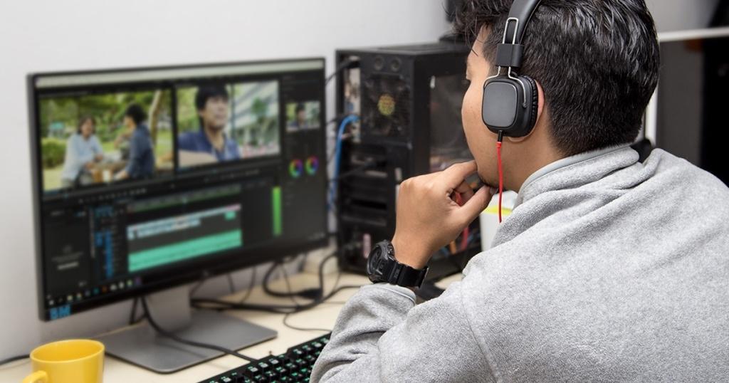Kumpulan Rekomendasi Software Editing Video untuk Pemula dan Profesional