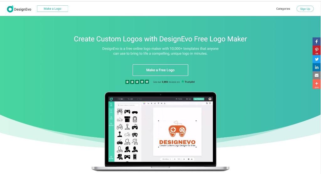Peran Penting Logo Untuk Bisnis dan Aplikasi Pembuat Logo Online Gratis