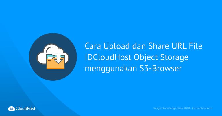Upload File Object Storage