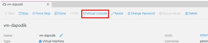 Instalasi DAPODIK Cloud VPS