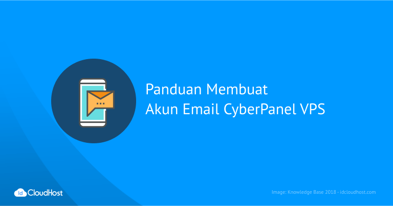 Akun Email Cyberpanel